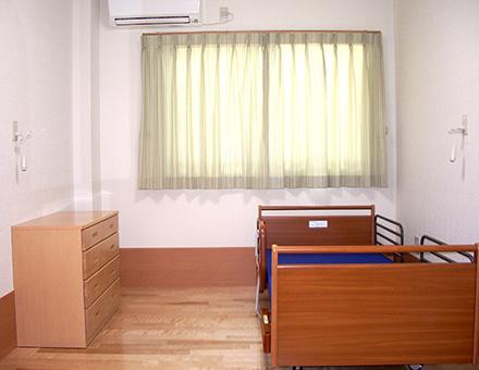 1人部屋(窓側)